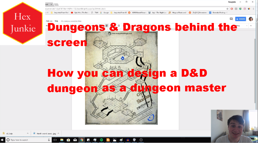 Dungeons and Dragons , behind the screen. How you can design a D&D Dungeon as a Dungeon Master